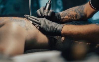 Cubre un tattuaje con otro: Cover Up